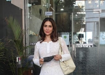 Kim sharma bandra muha salon