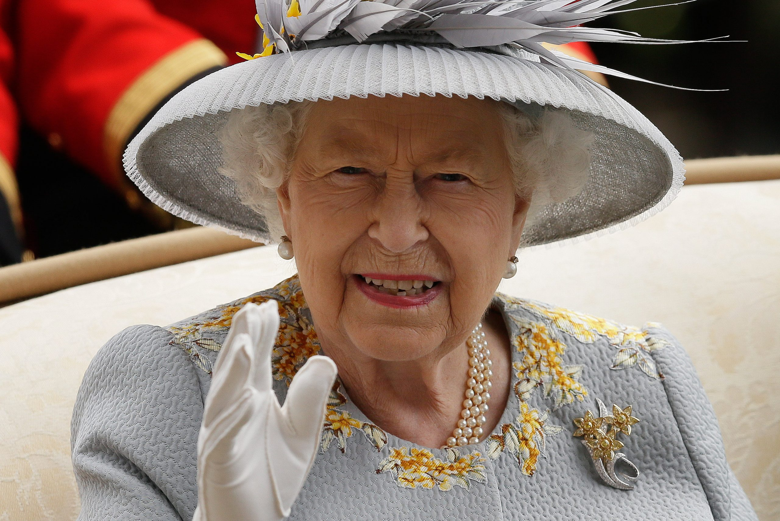 Queen thanks public for support over Prince Philip's passing