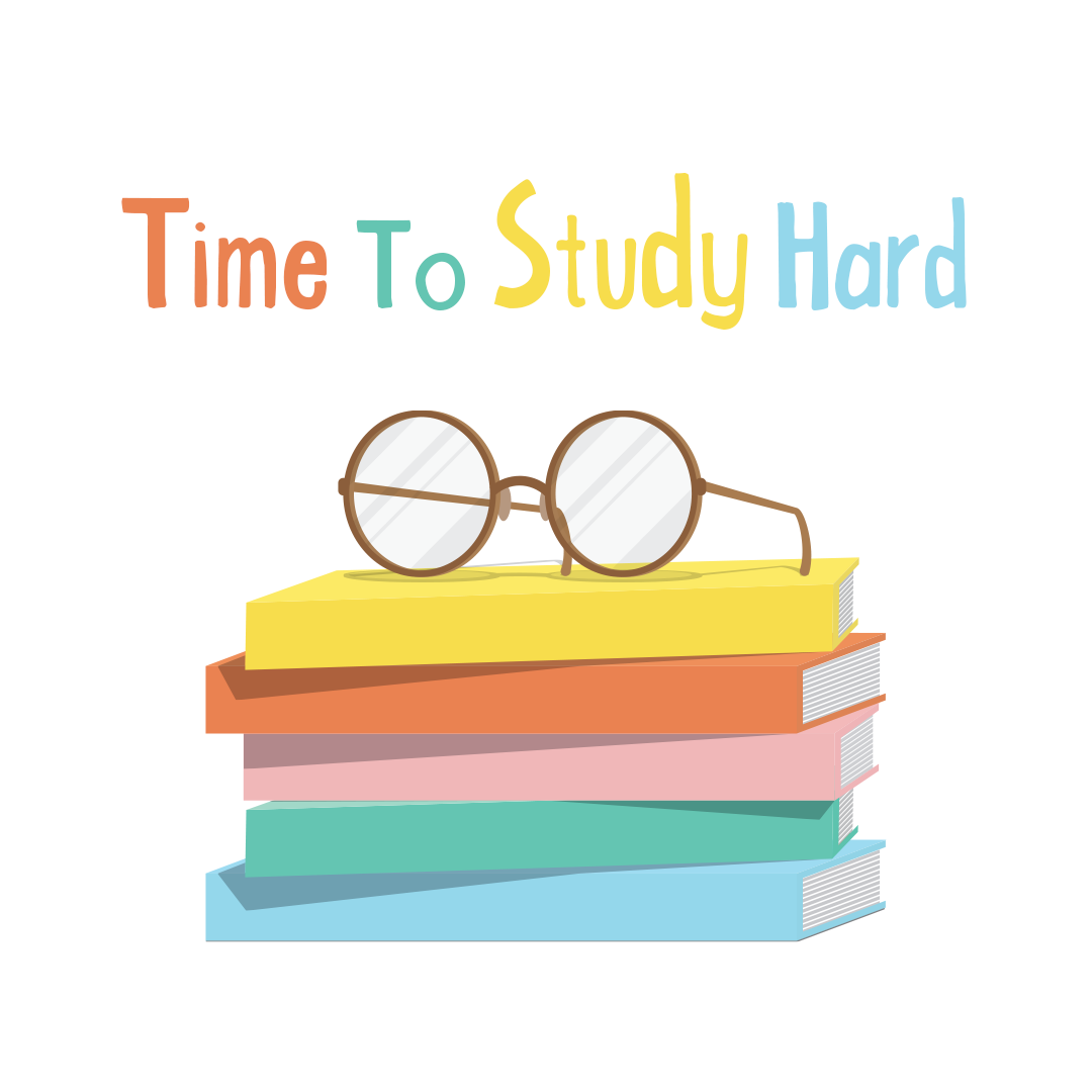 Time To Study Hard, Exam Time