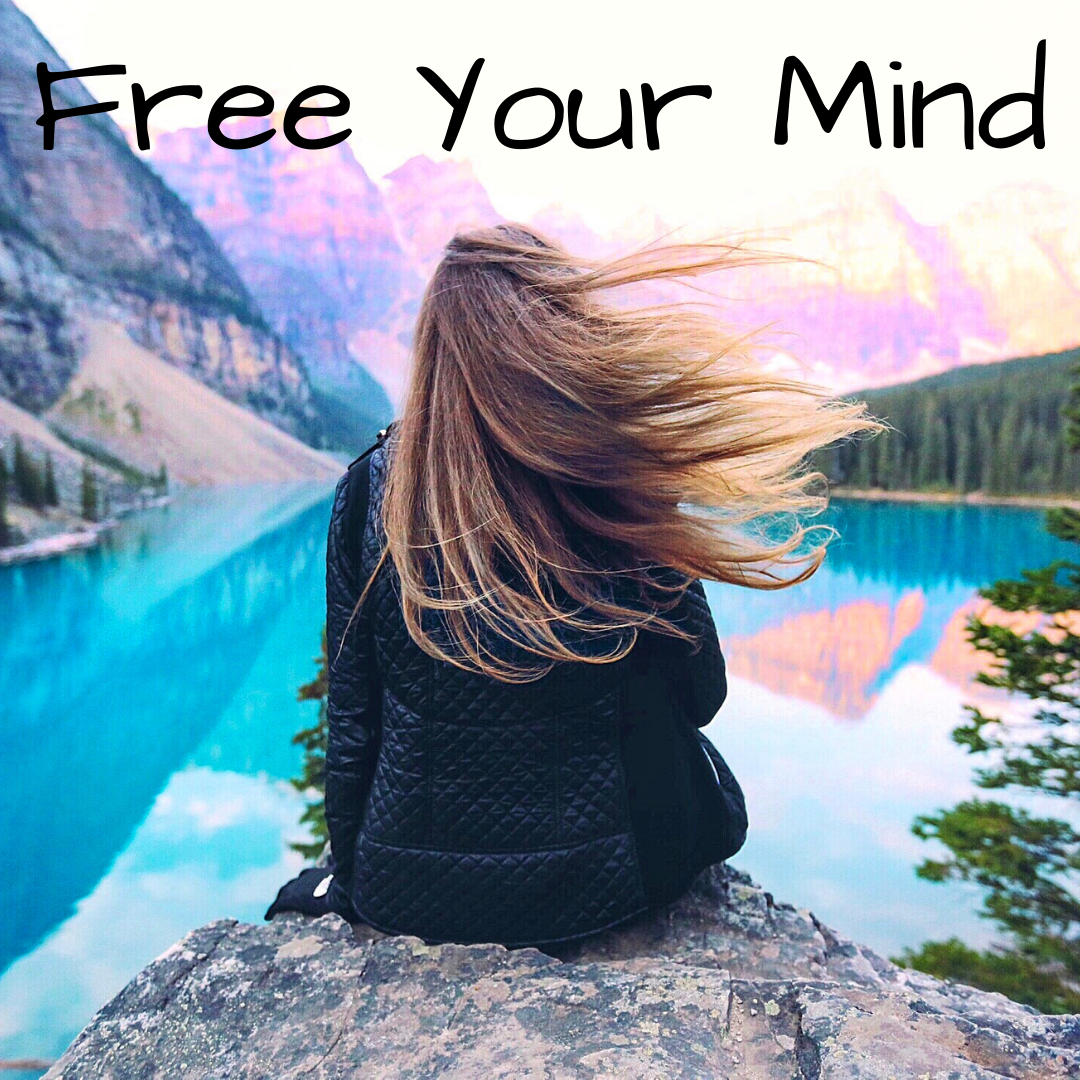 Free Your Mind... Women Enjoying Beauty Of Nature