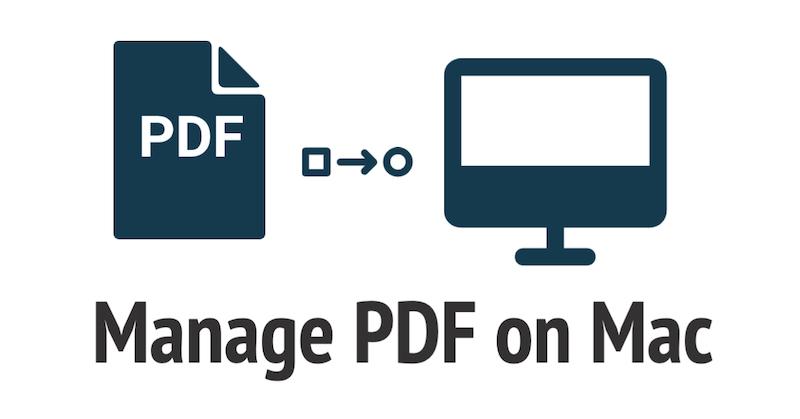 pdf on mac
