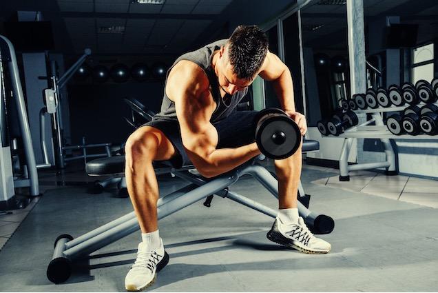 Begin Bodybuilding