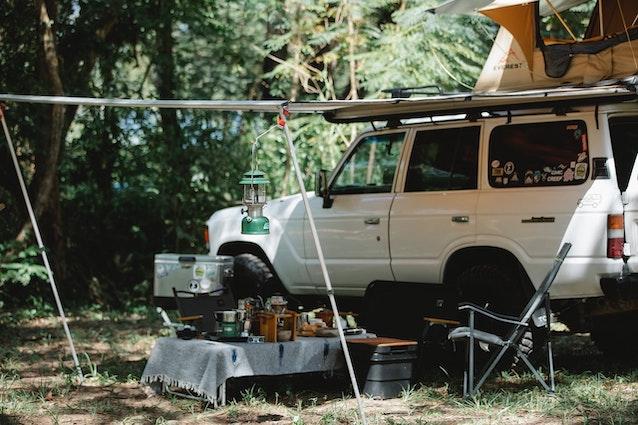 Car Camping 1