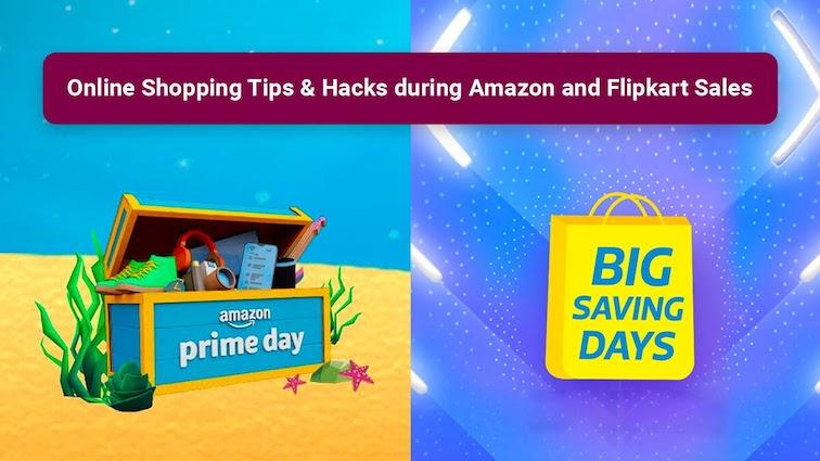 Tips & Hacks for Amazon and Flipkart