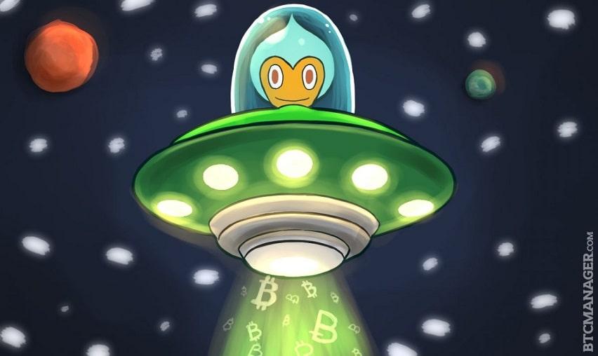 Bitcoin Aliens