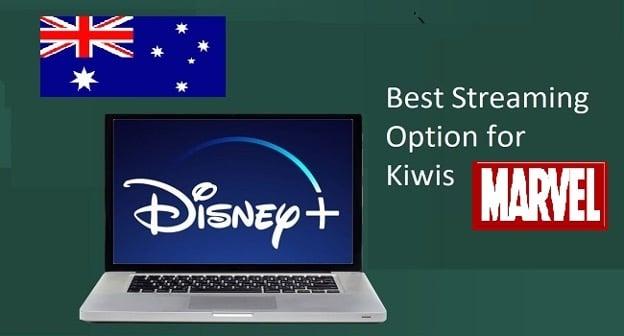 Disney Plus New Zealand