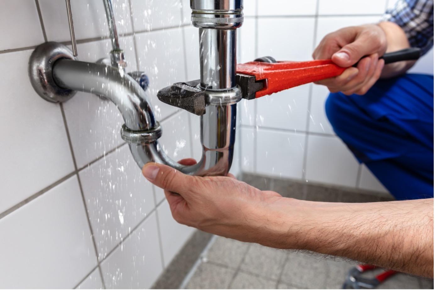 Leaks in Plumbing System