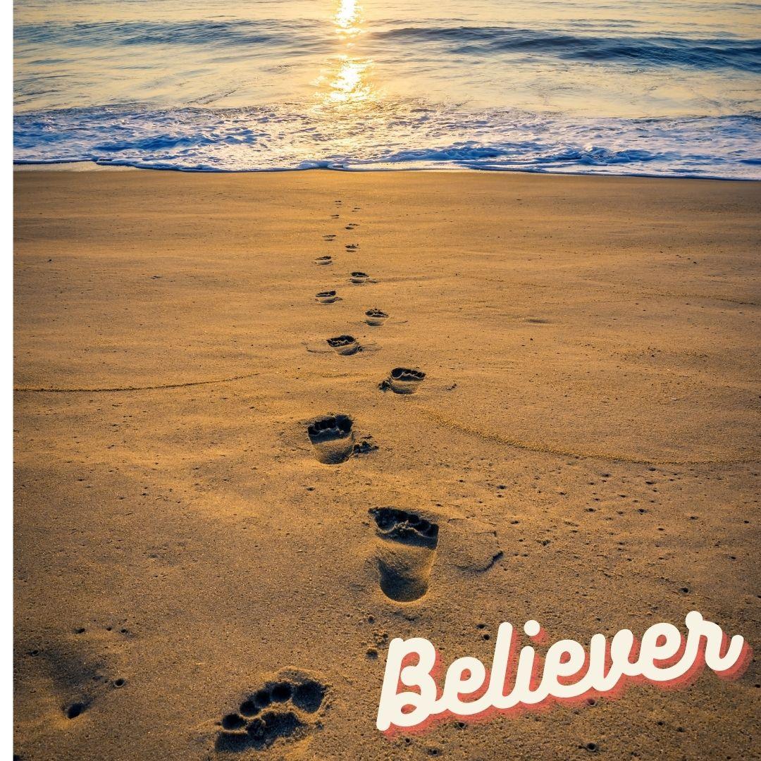 WhatsApp DP Believer