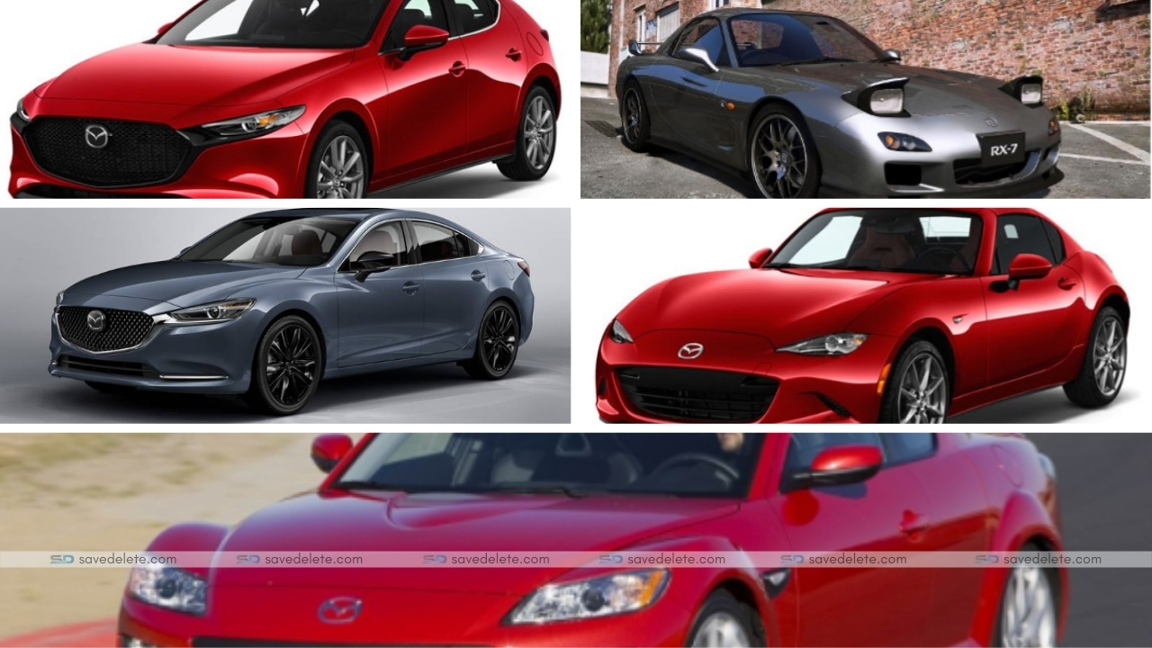 The Best And Worst Mazda's Of The Past 20 Years