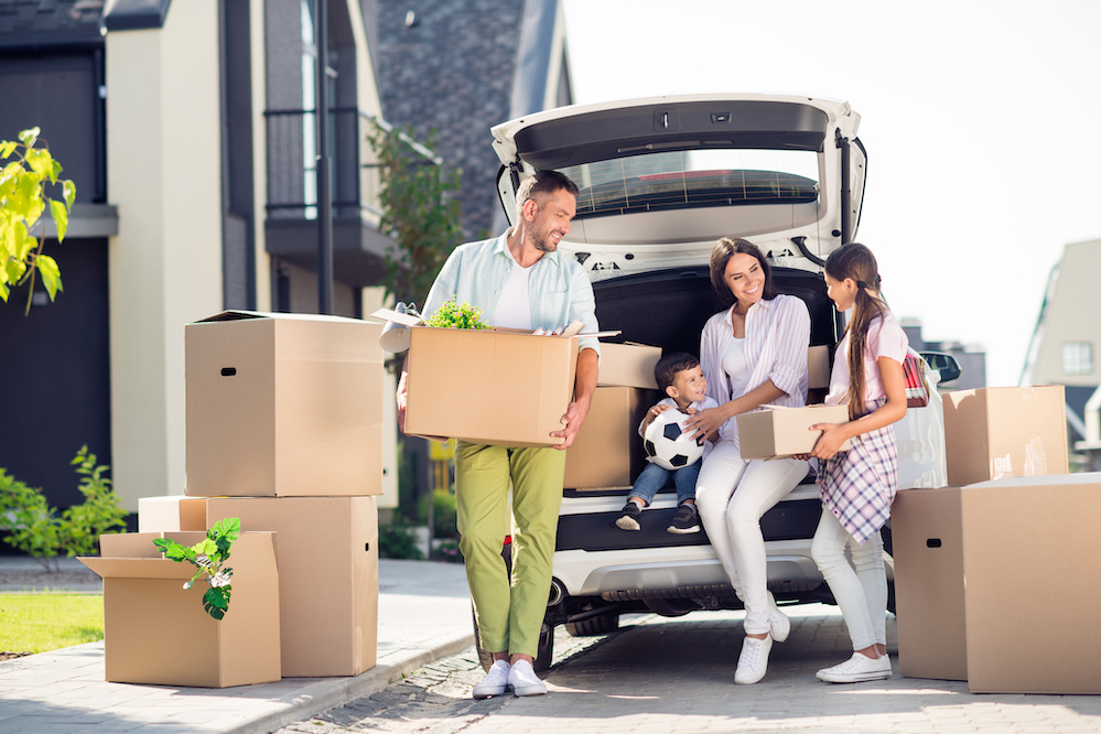 7-Item Checklist For Moving To A New City