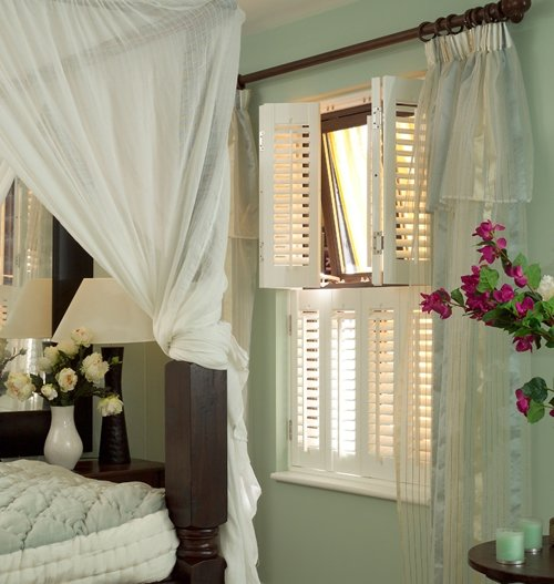Why Tier on Tier Interior Shutters Are Always a Top-Seller